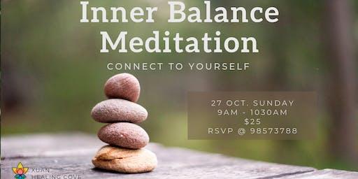 Meditation: Find Your Inner Balance