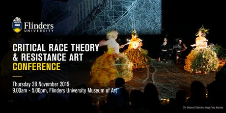 Critical Race Theory and Resistance Art Conference tickets