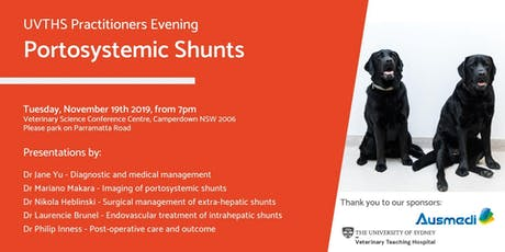 UVTHS Practitioners Evening tickets