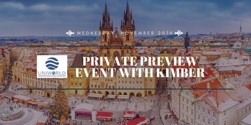Private Preview Event with Uniworld