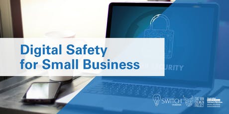 Digital Safety for Small Business | Launceston tickets