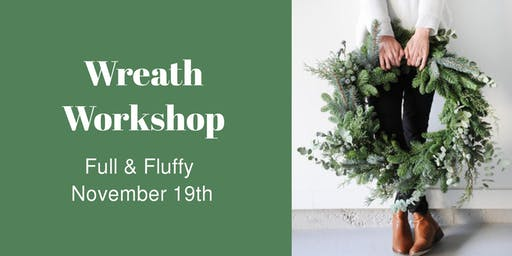 Wreath Workshop - NOV 19