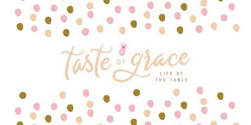 Taste of Grace Connect + Create DIY Craft Bar!