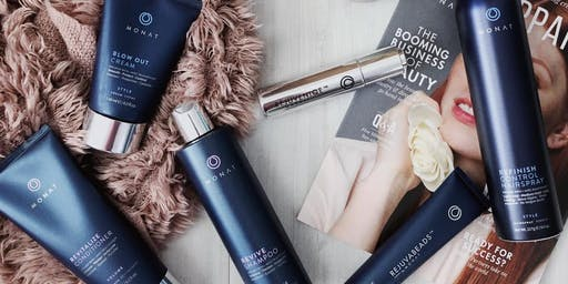 An Evening With MONAT