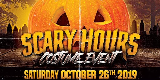 Scary Hours Halloween Costume Event