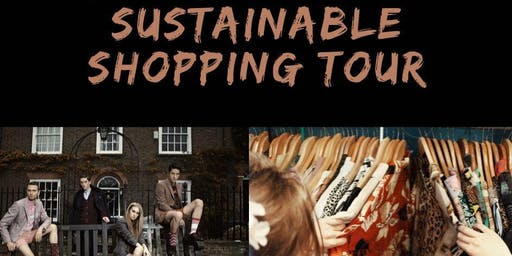 Queer Eye Meets Sustainable Shopping Second Hand Tour