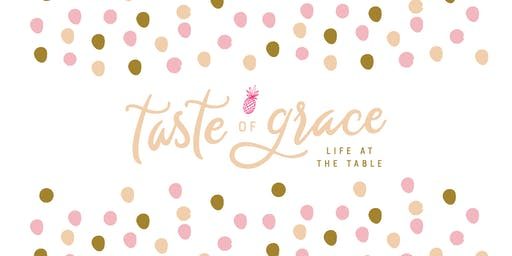 Taste of Grace Connect  + Create DIY Food for the Holidays!