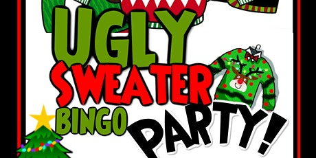 Rescuing Families Ugly Sweater Bingo Party tickets