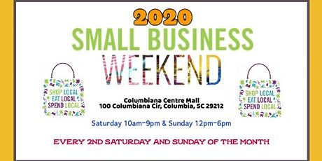 Small Business Weekend Pop-Up Shop tickets
