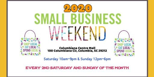 Small Business Weekend Pop-Up Shop