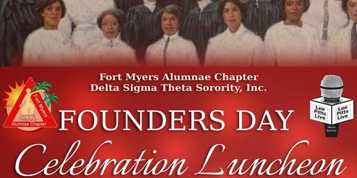 FMAC Founders Day Celebration Luncheon
