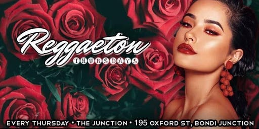 Reggaeton Thursdays Bondi - Free Guest List & VIP Bookings
