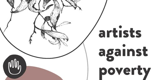 Artists Against Poverty x Moana Hall  |  Open Exhibition