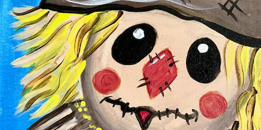 Paint a Scarecrow with Ede 11/3 6:30pm