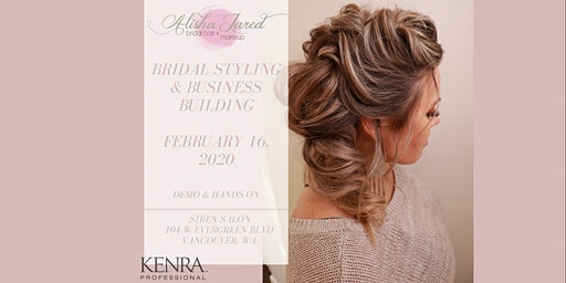 Bridal Styling & Business Building