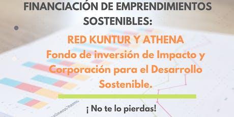 Acceso a Financiación para Emprendimientos Sostenibles entradas