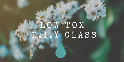 Low Tox - D.I.Y Class