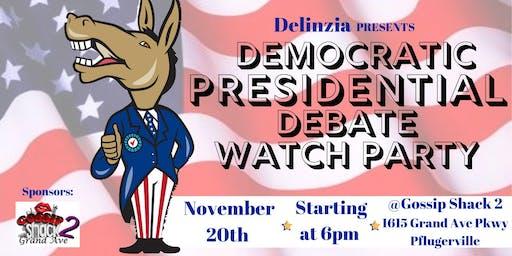 Democratic Debate Watch Party #5