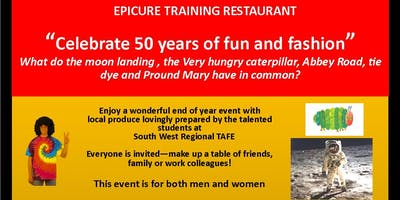 """EPICURE \""""Celebrate 50 years of fun and fashion\"""""""