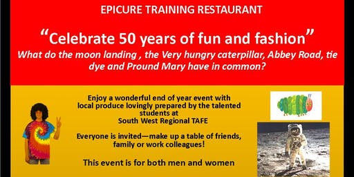 "EPICURE ""Celebrate 50 years of fun and fashion"""