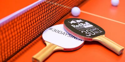 WEDNESDAYS: Table Tennis Training & Games  (G.4-G.12) - 1,200 baht