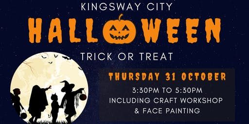 Kingsway City Halloween Trick-or-Treat