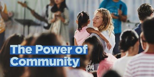 The Power of Community - Hobart