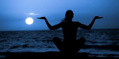 Full Moon Beach Yoga & Essential Oils