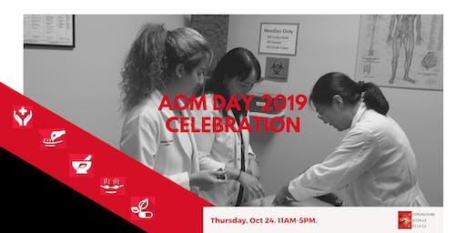 Acupuncture and Oriental Medicine Day Celebration!