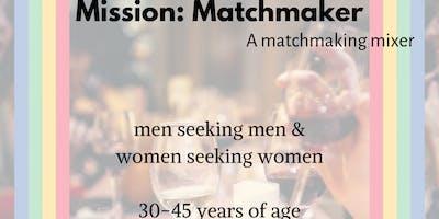 Matchmaking Mixer