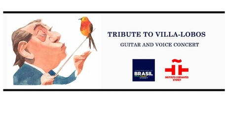 Tribute to Villa Lobos - Guitar and voice Concert tickets