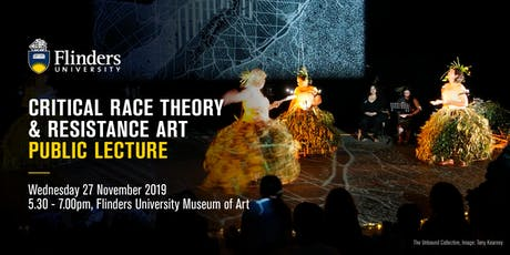 Critical Race Theory & Resistance Art | Public Lecture tickets