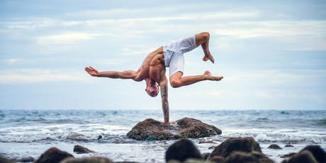 Advanced hand balancing by Miguel Sant'ana tickets