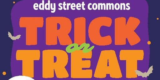 Safe Trick or Treating Event at the Eddy Street Commons
