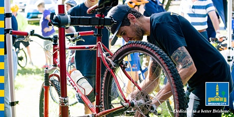 Learn to maintain your bike for free - intermediate tickets