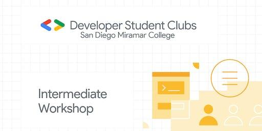 Workshop (Intermediate) 11:30am - 2:30pm