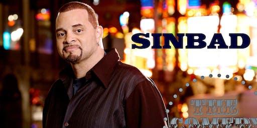 Sinbad - Saturday - 7:30pm