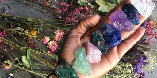 Chakra Alignment  with Crystals & Reiki