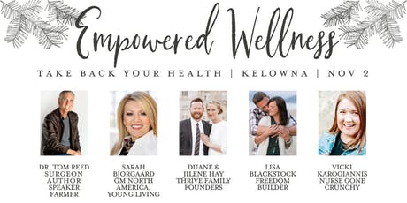 Empowered Wellness - Kelowna tickets