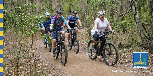 Learn to ride a mountain bike (adult)