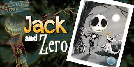 Art After Dark, Jack and Zero tickets