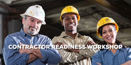 Advanced Contractor Readiness Workshop tickets