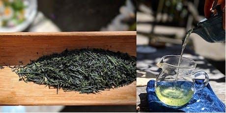 Japanese Green Tea Tasting tickets