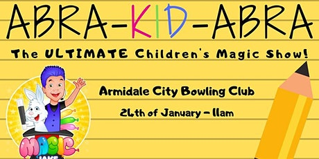 Abra-KID-Abra - The Ultimate Kids Magic Show tickets