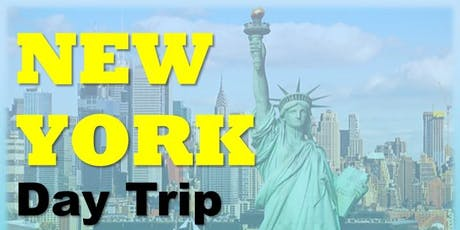 New York Day Trip tickets