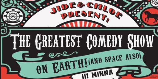 Jide & Chloe Present: The Greatest Comedy Show on Earth