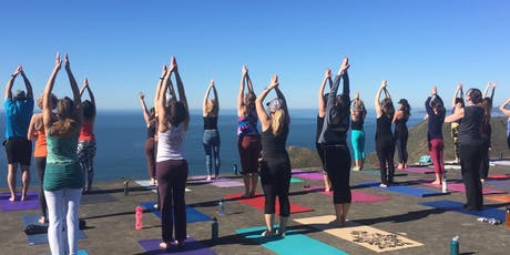 Awe-Inspiring Yoga Hike - This Sunday! tickets