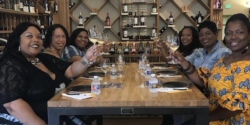 Black Girls Wine Society Portland