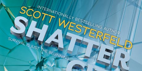 Scott Westerfeld - Shatter City Sydney Book Launch tickets