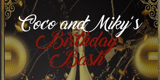 Coco & Miky's Birthday Bash